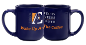 Coffee mug AE911truth branded