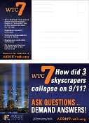Cards Postcards WTC7 Facts