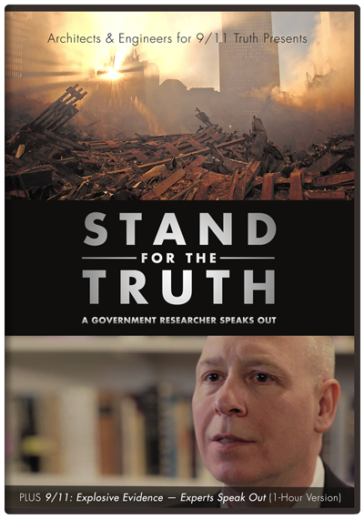 DVD Cased - Stand for the Truth
