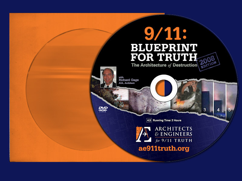 DVD Blueprint For Truth - Two-Hour Version