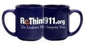 16 oz. ReThink911 Coffee Mug