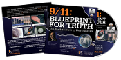 DVD Blueprint For Truth - Two-Hour Research Version in cardboard sleeve 25-Pack