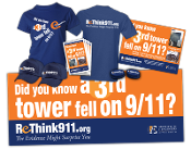 "ReThink911 ""Do It With a Friend"" Street Visibility Kit"