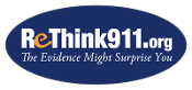 2-in. Oval ReThink911 Stickers