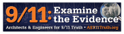 Bumper Sticker - 9/11: Examine the Evidence 5-pack