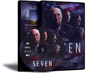 DVD Cased - SEVEN by Dylan Avery & Narrated by Ed Asner