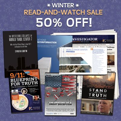Winter Read-And-Watch Sale